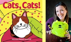 Michelle Nelson-Schmidt's author/illustrator content on The Studio