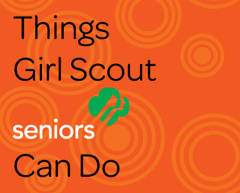Things Girl Scout Seniors Can Do Volunteer Resource page
